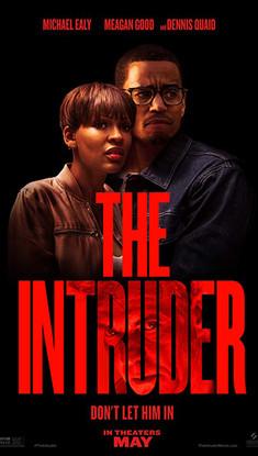 """""""Closing In (Swipe)"""" - The Intruder"""