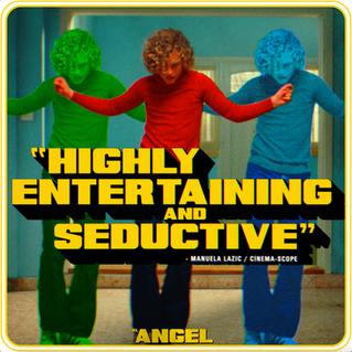"""Highly Entertaining"" - El Angel"