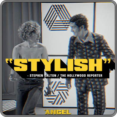 """Dancing Stylish"" - El Angel"