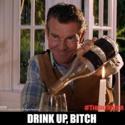 """Drink Up"" - The Intruder"