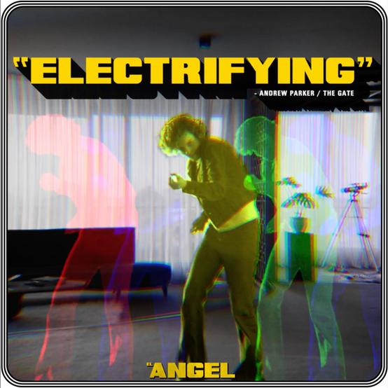 """Dancing Electrifying"" - El Angel"