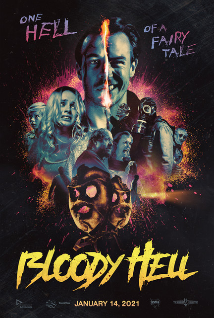 BLOODY HELL (Feature Film) - 91% Certified Fresh on RottenTomatoes
