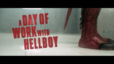 """""""Day in the Life"""" - Hellboy"""