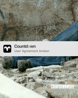 """""""Dying"""" - Countdown"""