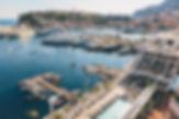 Luxury Super Yacht Harbour Monaco