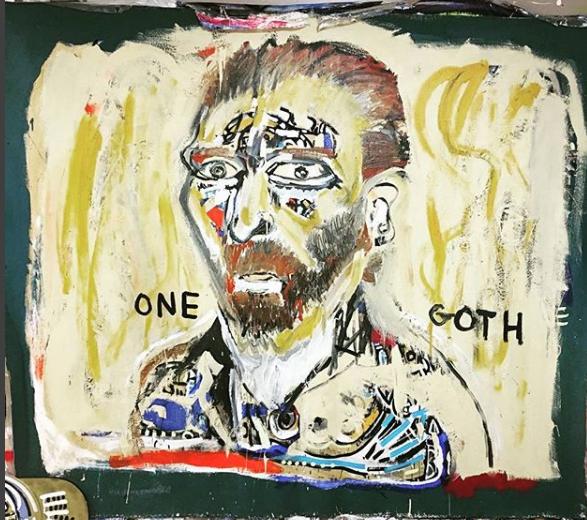Van Goth Painting