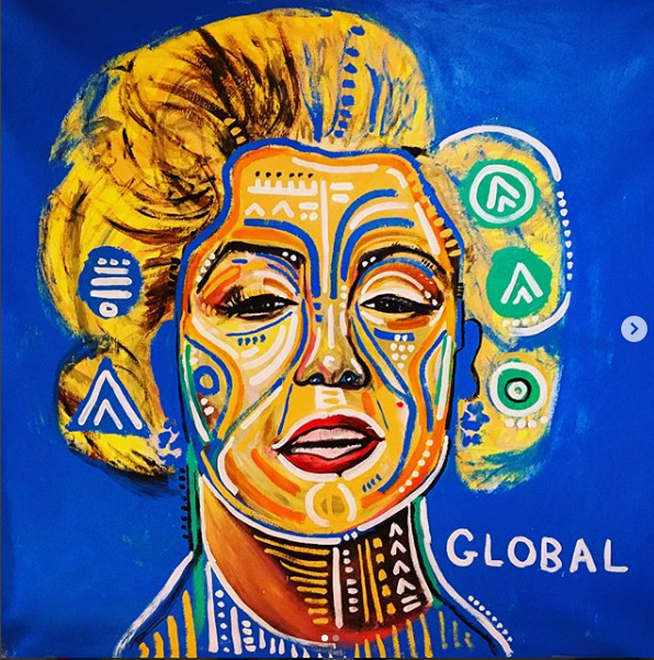 """Global"" Painting"