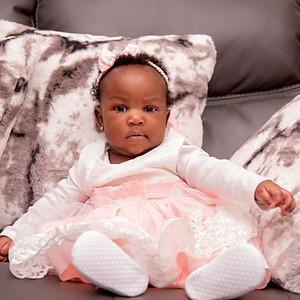 Nariah's Baby Dedication