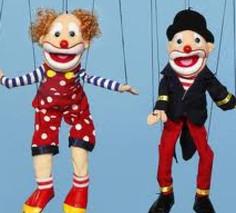 HR as Puppet