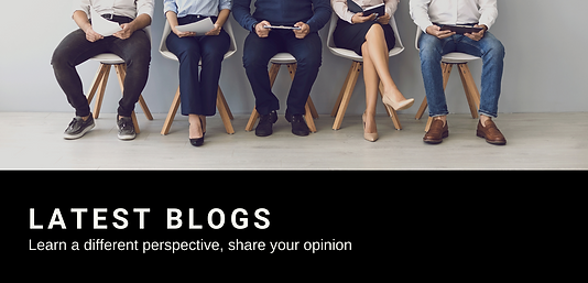 Latest Blogs - Learn a different perspective, share your opinion