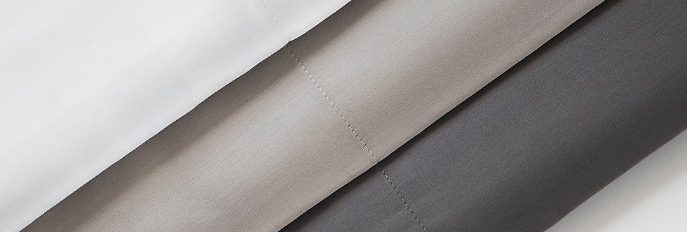 6 - piece Classic Stitched Hemmed Sheet Set