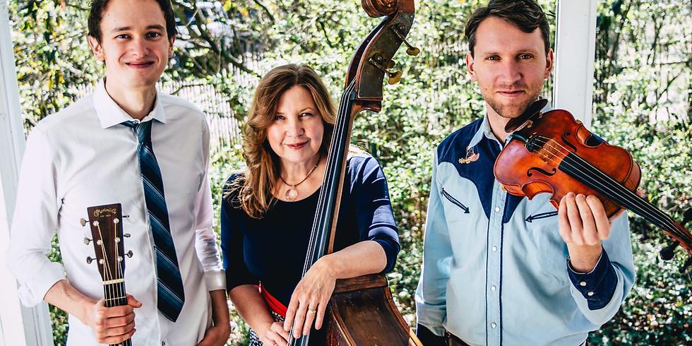 Missy Raines Trio (Terry Klein opening)