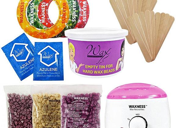 """Home Wax Kit """"Velvet"""""""