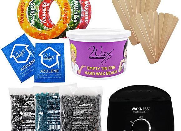 "Home Wax Kit ""Charcoal"""