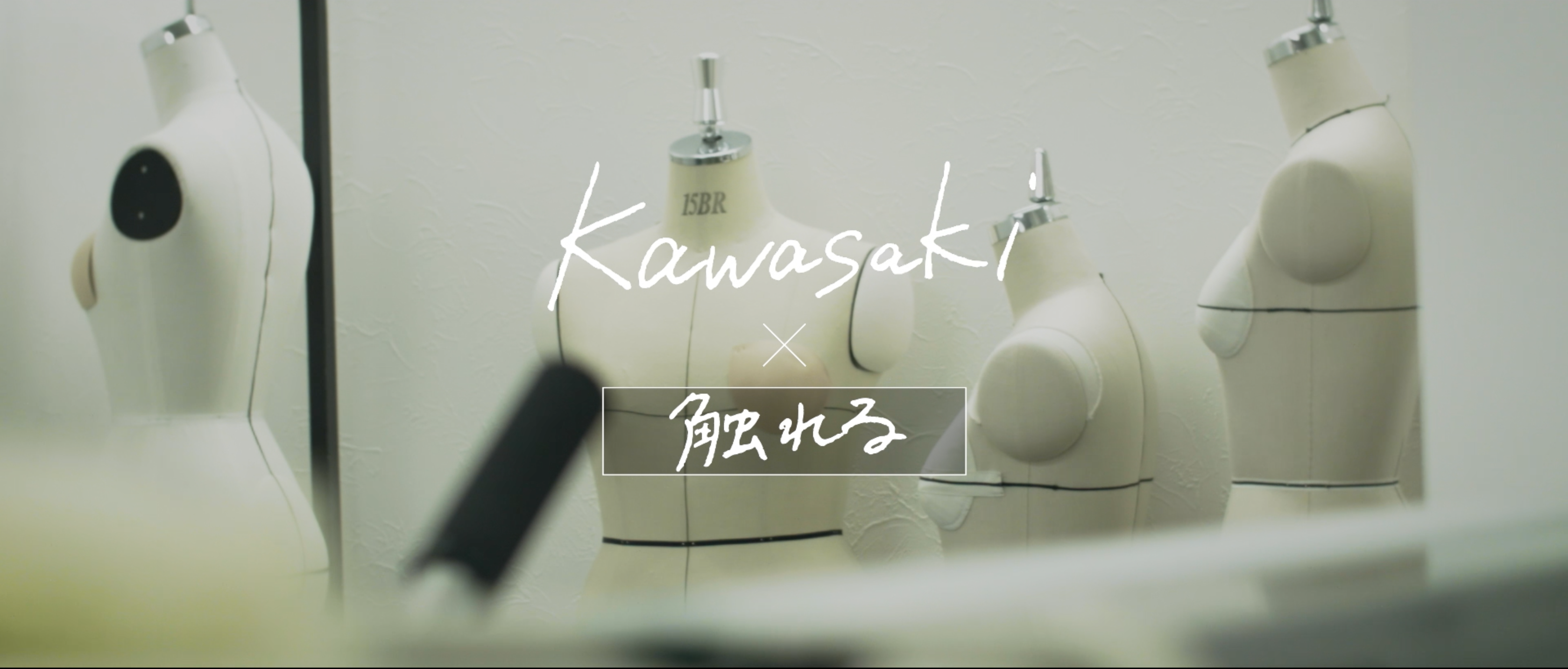 Kawasaki 5 sence  触れる編