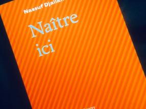 'Naître ici', de Nassuf Djailani. Antidote poétique aux temps maussades