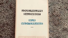 'Mur Méditerrannée', de Louis-Philippe Dalembert. Naufrage collectif