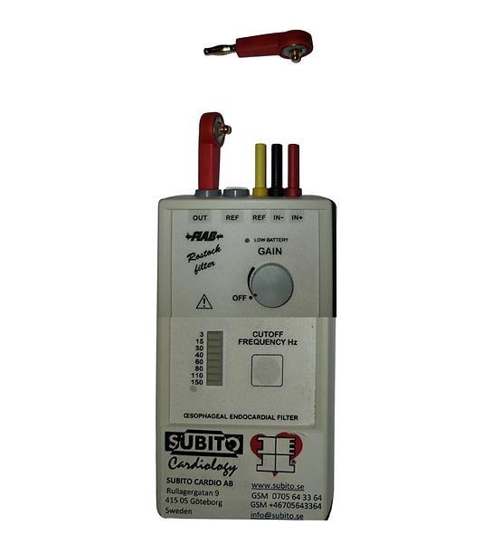 Adapter PG922/4MMR, Red, Rostock Filter.