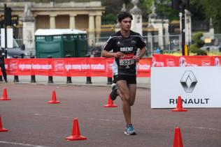London Mini Marathon 2017