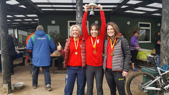 MIDDLESEX MASTERS XC CHAMPS 2018