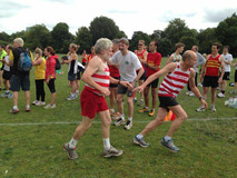 Summer League 10k - Battersea Park