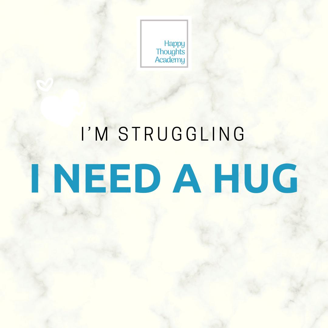 I'm struggling