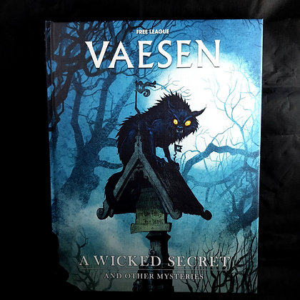 Vaesen RPG: A wicked secret and other mysteries
