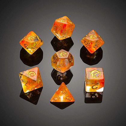 Critit - Spirit Of Phoenix Dice