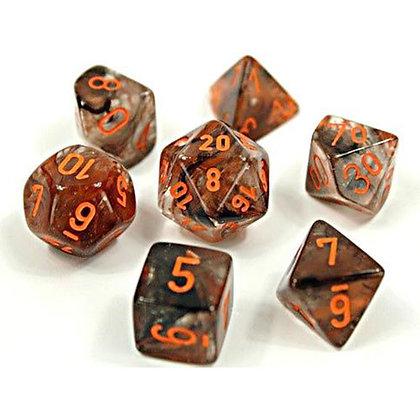 Nebula® Polyhedral Copper Matrix/orange