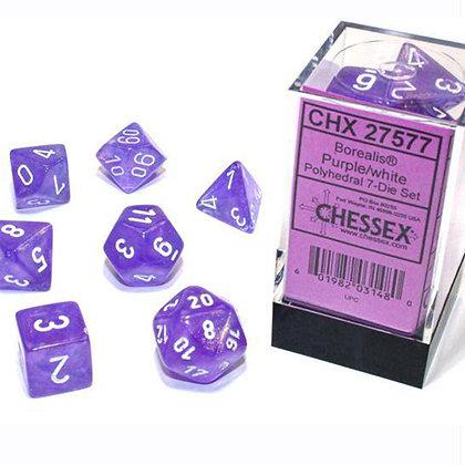 Chessex Borealis Purple luminary