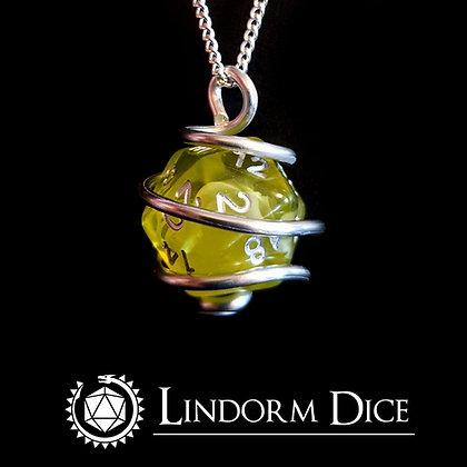 Fenfire D20 Necklace