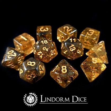 Odin -Norse mythology dice - 11pcs