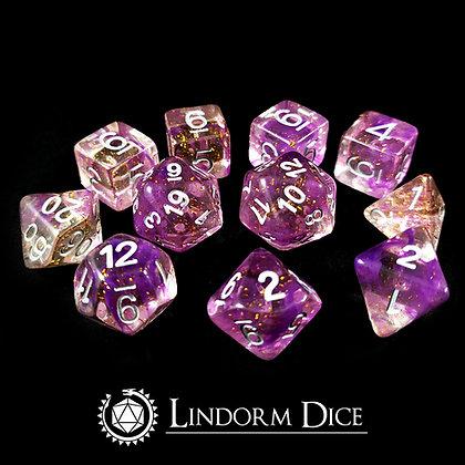 Balder -Norse mythology dice - 11pcs