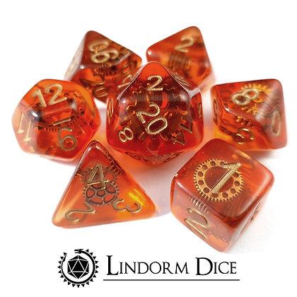 Gear wheel dice