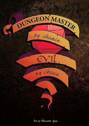 Poster evil DM