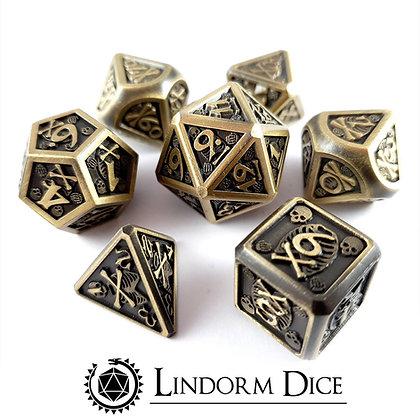 Pirates luck - Metal dice