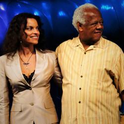 Roberta Gambarini and Slide Hampton