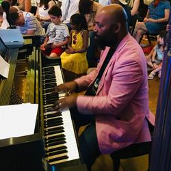 Allyn Johnson DC Jazzfest 2019