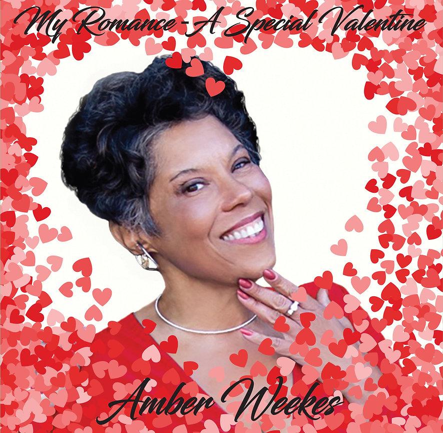 Cover Art AMBER WEEKES -- MY ROMANCE - A