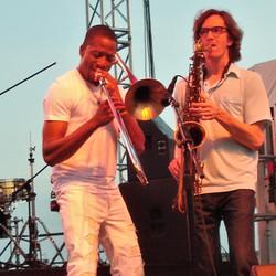Trombone Shorty at DC Jazz Festival (3)
