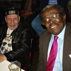 Larry Willis and Charles Fishman