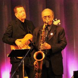 John Lee and Jimmy Heath