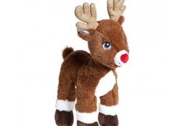 Standing Soft Reindeer