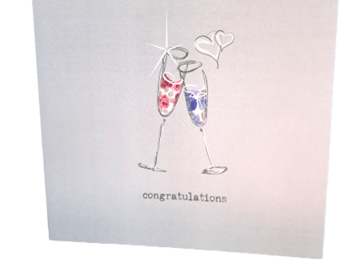 'Love This' Wedding Congratulations Greeting Card