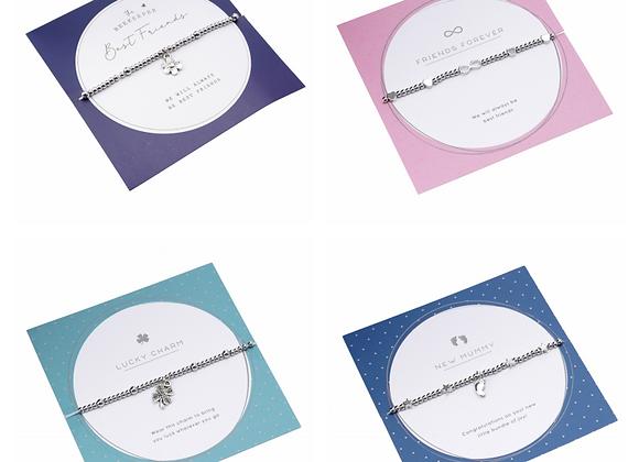 Message Bracelet: Various Designs