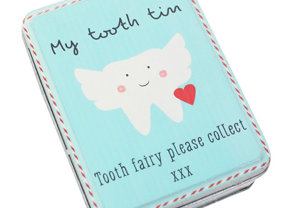 My Tooth Tin