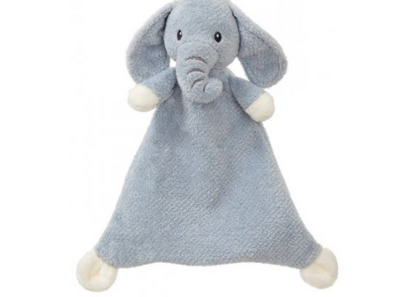 Elly Elephant Comfort Blankie