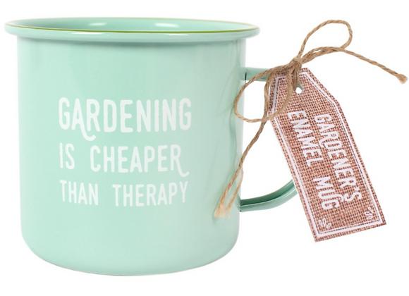 Gardening Therapy Mug