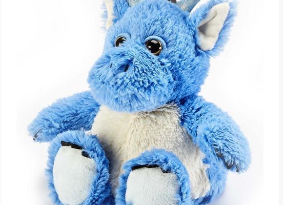 Warmies Soft - Blue Dragon