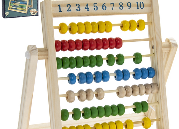 Retro Wooden Abacus